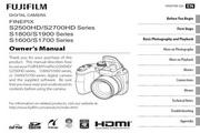 富士FinePix S1800 series数码相机 使用说明书