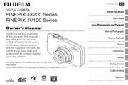 富士FinePix JV100 series数码相机 使用说明书