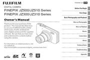 富士FinePix ZJ310 series数码相机 使用说明书