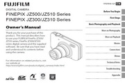 富士FinePix ZJ300 series数码相机 使用说明书