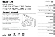 富士FinePix ZJ510 series数码相机 使用说明书