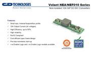 C&D西恩迪NEA/NEF010系列模块电源产品说明书