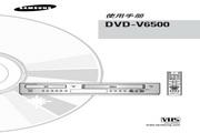 三星 DVD-V6500 DVD播放器 使用手册