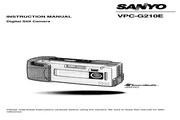 三洋 VPC-G210E数码相机 使用说明书