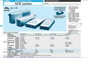 COSEL科索ACE300F模块电源说明书