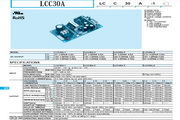 COSEL-科索LCC30A-4模块电源说明书