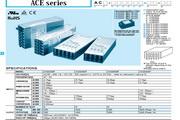 COSEL科索ACE900F模块电源说明书