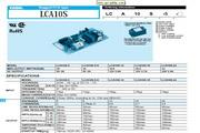 COSEL-科索LCA30S-3模块电源说明书