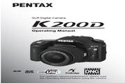 宾得Optio K200D数码相机 使用说明书