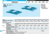 COSEL-科索SFS15481R2模块电源说明书