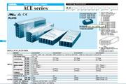 COSEL科索ACE650F模块电源说明书