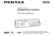 宾得Optio V20数码相机 使用说明书