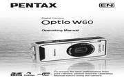 宾得Optio W60数码相机 使用说明书
