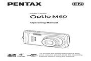 宾得Optio M60数码相机 使用说明书
