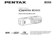 宾得Optio E60数码相机 使用说明书