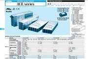 COSEL科索ACE450F模块电源说明书