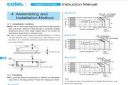 COSEL科索LDA75F-3模块电源产品说明书