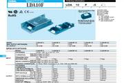 COSEL科索LDA150W-3模块电源产品说明书