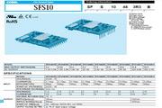 COSEL科索SFS30241R8模块电源产品说明书
