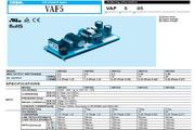 COSEL科索VAF1005模块电源说明书