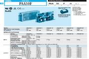 COSEL科索PAA75F-5模块电源产品说明书