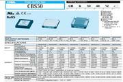 COSEL科索CBS200481R8模块电源产品说明书