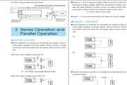 COSEL科索LDA50F-3模块电源产品说明书
