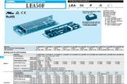 COSEL科索PBA10模块电源说明书