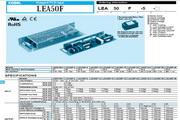 COSEL科索PBA15模块电源说明书