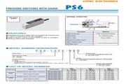 COPAL PS6 压力传感器 使用说明书