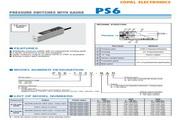 COPAL PS30 压力传感器 使用说明书