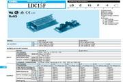 COSEL科索LDC30F模块电源产品说明书