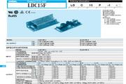 COSEL科索LDC60F模块电源产品说明书