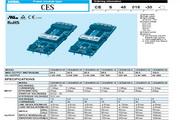 COSEL科索CES48120-6模块电源产品说明书