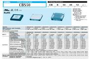 COSEL科索CBS2002428模块电源产品说明书