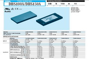 COSEL科索DBS400B12模块电源产品说明书