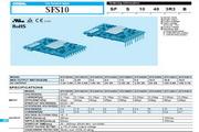 COSEL科索SFS10481R2模块电源产品说明书