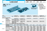 COSEL科索LEB225F-0324模块电源产品说明书