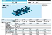 COSEL科索VAF503模块电源产品说明书