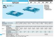 COSEL科索SFS10481R5模块电源产品说明书