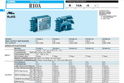 COSEL科索R50A-5模块电源产品说明书