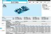 COSEL科索LCC30A-3模块电源产品说明书