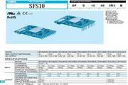 COSEL科索SFS20481R5模块电源产品说明书