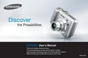 三星 D1030数码相机 使用说明书