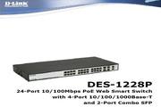 D-Link DES-1228 交换机用户手册