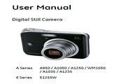 GE通用 A1050数码相机 说明书