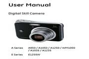 GE通用 A1250数码相机 说明书