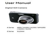 GE通用 A1035数码相机 说明书