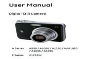 GE通用 E1255W数码相机 说明书