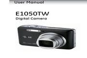 GE通用 E1050TW数码相机 说明书
